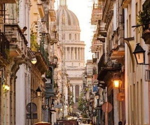 city, cuba, and travel image