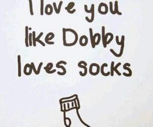 harry potter, dobby, and love image