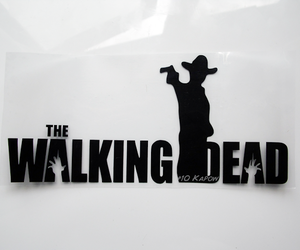 nerd, the walking dead, and nerd subscription image