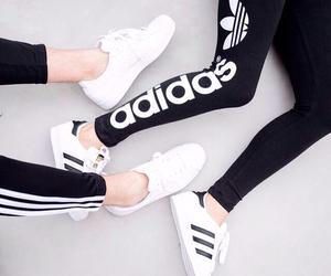 adidas, minimal, and simple image