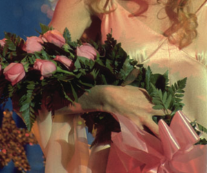 carrie, flowers, and movie image