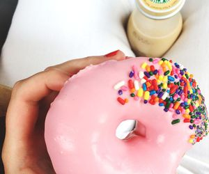 beautiful, delicious, and donut image