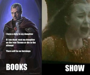 game of thrones, stannis baratheon, and house of baratheon image