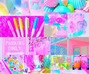 kawaii, pastel, and summer image
