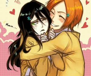 bleach and ulquihime image