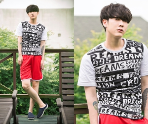 kfashion, korean boy, and ulzzang boy image