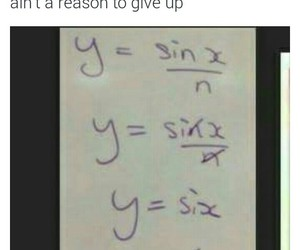 algebra, funny, and life image