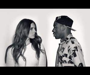 tyler the creator and lana del rey image