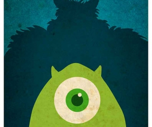 disney, wallpaper, and monsters inc image
