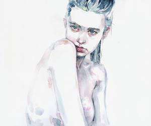 art. and agnes cecile image