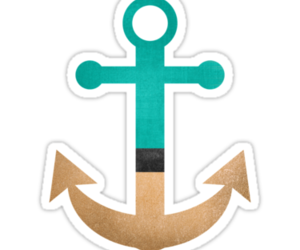 anchor, nautical, and ocean image