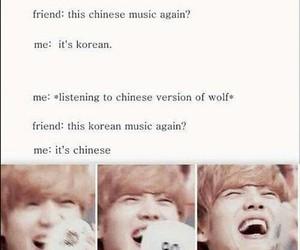 kpop, exo, and kpop memes image