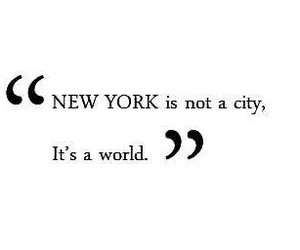 new york and quote image
