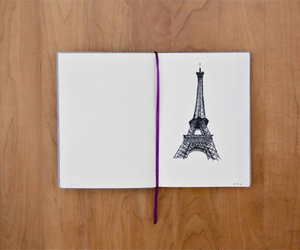 eiffel, paris, and cute image
