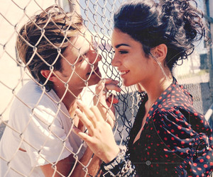 love, vanessa hudgens, and couple image