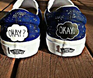 vans, shoes, and okay? image