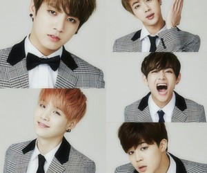 jin, k-pop, and korean image