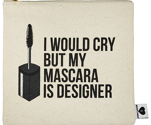 bag, cry, and designer image
