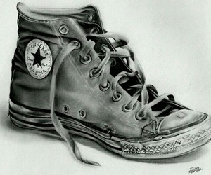 converse, art, and drawing image