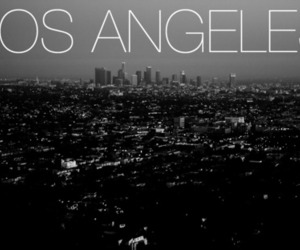 los angeles, city, and l.a image