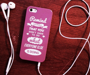 quotes and iphone case image