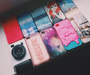 cases, phone, and айфон image