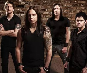 bullet for my valentine and bfmv image