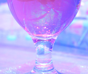 purple, pastel, and pink image