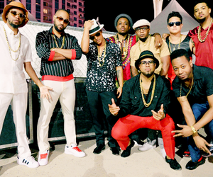 bruno mars and the hooligans image