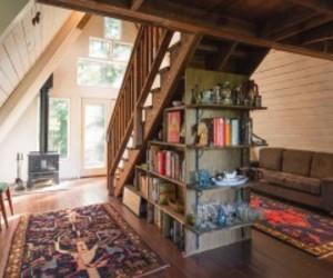 house, interior, and tiny image