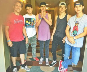nash grier, boys, and hayes grier image