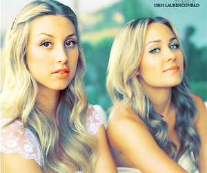 lauren conrad, the hills, and whitney port image