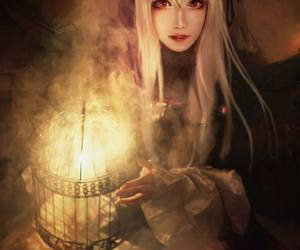 best anime cosplay, anime expo, and suigintou cosplay image