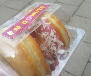 delicious, donuts, and Lithuania image