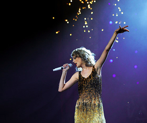 Taylor Swift, beautiful, and sparks fly image