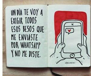 kiss and whatsapp image