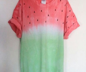 colorful, fun, and watermelon image