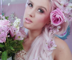 beauty, eden, and flower image