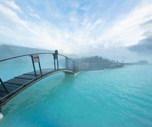 bridge, blue, and water image