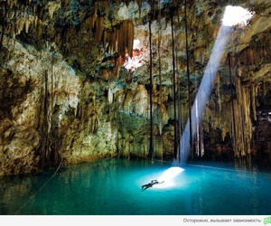 cave, nature, and amazing image