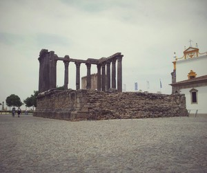 history, monument, and évora image