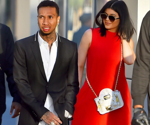 new and kylie jenner & tyga image