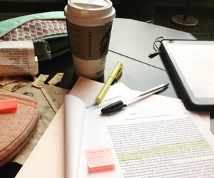 book, university, and work image