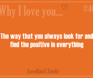 inlove, typography, and why i love you image