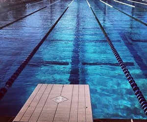 swim, swimmer, and swimming image