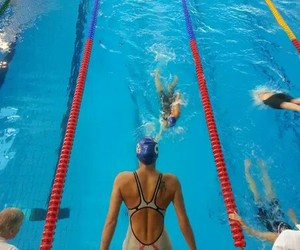 swim and swimming image