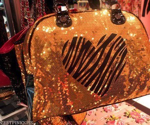 bag, heart, and cute image