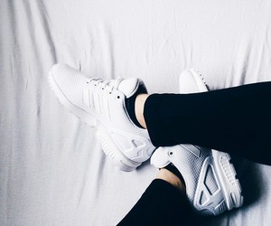 white, instagram, and zxflux image