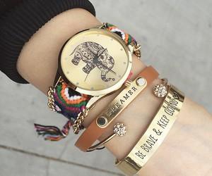 bracelets and watch image