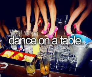 party, dance, and drink image